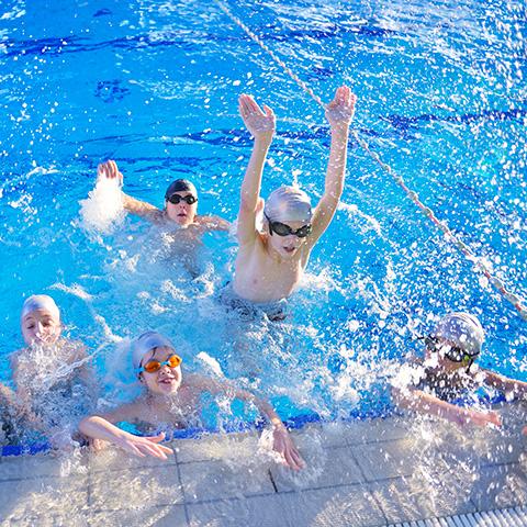 Centre sportif d 39 oxyg nation jean chaix centre sportif for Piscine barcelonnette